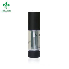 High quality 30ml transparent airless acrylic white spray pump bottle series