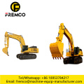 Quality Assurance Mini FE8008 Excavator Machine