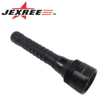 led tactical flashlight JEXREE high brightness diving torch flashlight