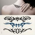 Easy Transfer Body Tattoo waterproof single Designs High Quality Tattoo Sticker