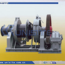 High quality marine electric combined anchor windlass (USC-11-011)
