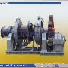 Высококачественная морская электрическая комбинированная якорная лебедка (USC-11-011)