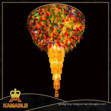 High Quality Hotel Stained Glass Ceiling Lamp (Ka224)
