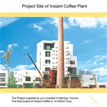 Zentrifugal-Spray-Trockner für Instant Coffee Powder