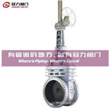 Alloy Brass Wcb CF8 CF8m Body Gate Valve