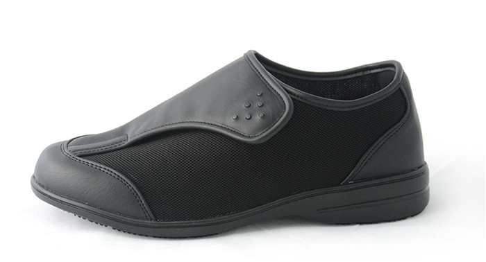buckle design casual shoes for man