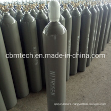 Fast Delivery Industrial Uses 70L Capacity Nitrogen Gas Cylinders