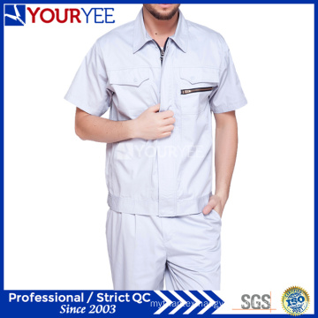 Fashionable Work Clothes Short Sleeve Workwear (YMU119)
