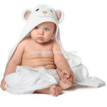 100% Bamboo Extra Suave y Absorbente | Tamaño grande para bebé