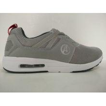 Zapatillas de running casual gris para hombre