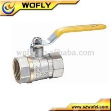 Vanne de réduction professionnelle de pression d'eau en laiton