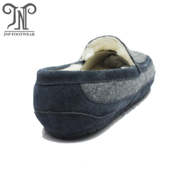 most comfortable men moccasin home warm winter slippers