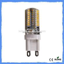 2015 la plus récente lampe LED décorative G9 haute qualité g9 led bulbe