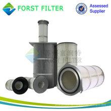 FORST Luftfilterherstellung Polyester Industrie Staub Luftfilter Lieferanten