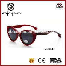 Солнцезащитные очки с красивой дамой новинка с бисером