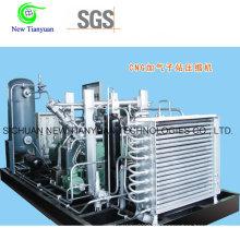 Compresor de gas de llenado