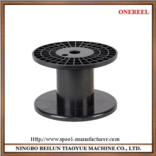 Black Plastic Spool for 3d Printer Filament