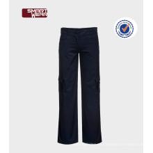 Pantalones de trabajo de seguridad de venta caliente pantalones de seguridad hombres o mujeres