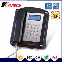 Exresisttel Knex1 Teléfono de protección contra explosiones