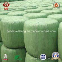 Emballage en plastique pour film d'ensilage d'herbe d'ensilage de maïs