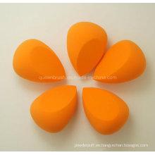 Nueva forma hidrófila no látex accesorio de belleza cosmética esponja