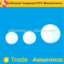 ptfe pully balls strong impact resistant ptfe f4 balls ptfe spacer bead
