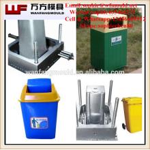 120L garbage bin injection moulds manufacturer,Waste bin/Garbage bin/Outdoor Garbage bin molds maker