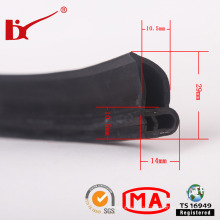 Automobile Rubber Seal Strip with Different Sizes and Shapes