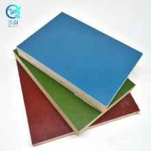 Plastic Shuttering Sheet Concrete Wall Panels Formwork Plywood Wooden Boards