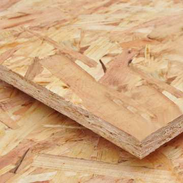 High quality OSB board 9mm to Chile