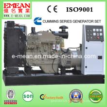 Offene Dieselgeneratoren des Typs 300kw mit CUMMINS Motor