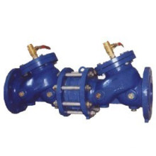Double Y Type Backflow Preventer