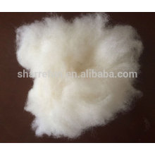 very soft chinese dehaired sheep wool