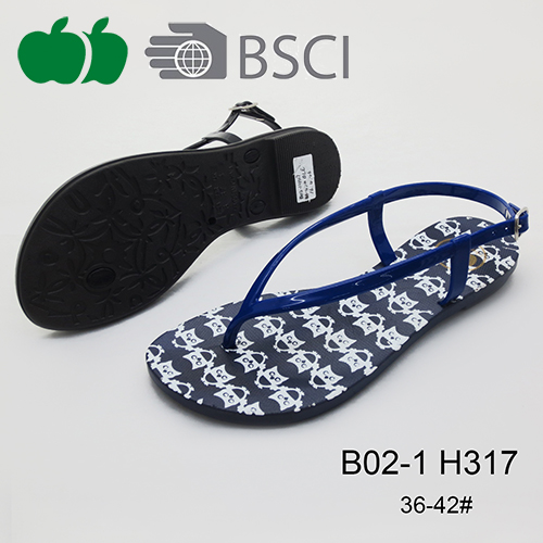 Hot Sale Top Quality Thong Sandal Latest Summer Lady Sandals