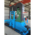 Horizontal Band Sawmill Woodworking Band Saw Machine