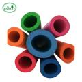 Productos de aislamiento de espuma de goma de colores personalizados