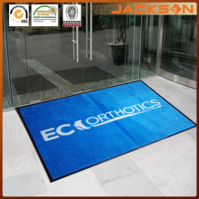 Hot Sell Custom Printed Carpet Logo Rubber Floor Mat for Advertisement