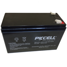 2016 bateria recarregável acidificada ao chumbo selada da bateria de 12V 9Ah