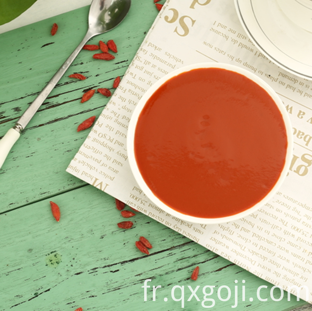 Best organic goji juice concentrate