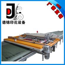 Máquina de impresión plana