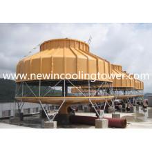 Kreisförmiger Konvektionsströmungskühlturm Nrt-500