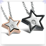 Fashion Jewellery Stainless Steel Jewelry Necklace (HR2032)
