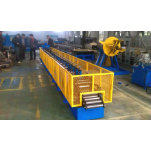 Gearbox Drive Strut Channel Roll Forming Machine with Hydraulic Punch