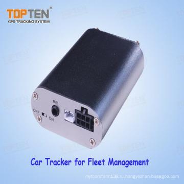 Автомобильная GPS-сигнализация для управления автопарком с CE Tk108-Er