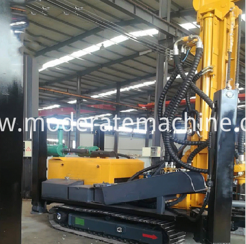 FY400 water well drilling rig 4