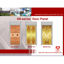 Elevator Door Panel with Mirror Surface (SN-DP-310)