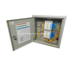 FTTH Wall Mounted Optical Splitter Distribution Box