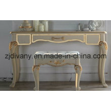 Casa de estilo francés muebles Living comedor aparador de madera (2201)