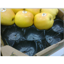 Economic Price Good Quality Export Standard Disposible Plastic Tray Liner for Apple in Food Grade