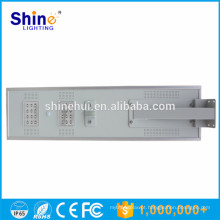 IP65 impermeável bridgelux Chip 25w luz de rua solar ao ar livre LED em uma luz de rua Led Fabricantes